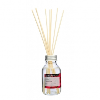 Wax Lyrical Fragranced Reed Diffuser 100 ml Festive Poinsettia